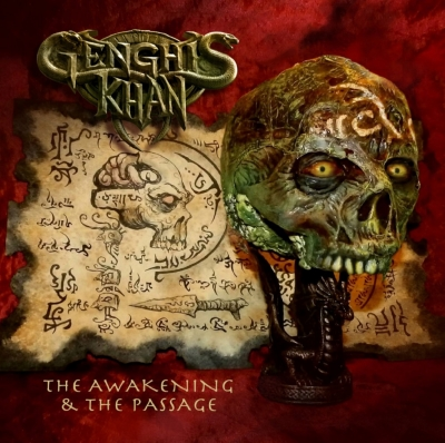 Genghis Khan - The Awakening & The Passage (Importado)