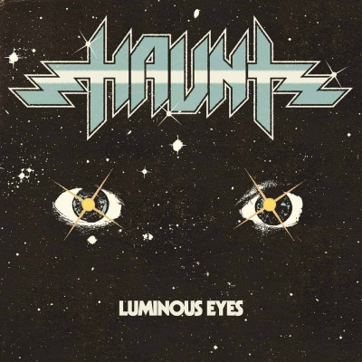 Haunt - Luminous Eyes ( Single importado)