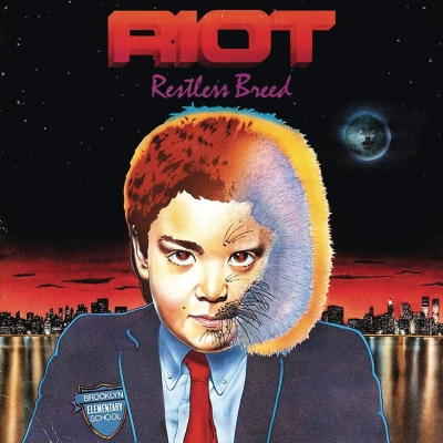 Riot - Restless Breed ( Importado )