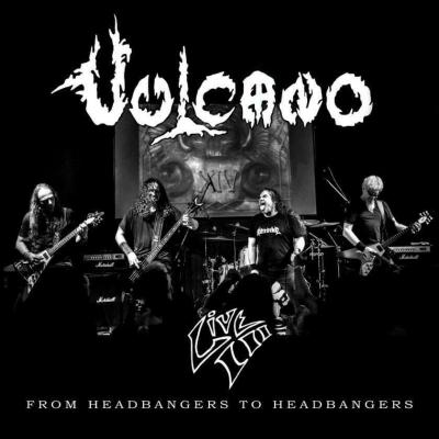 Vulcano - Live III  From Headbangers to Headbangers ( CD Duplo)
