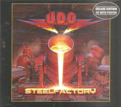 Udo - Steel Factory ( slipcase e pôster)