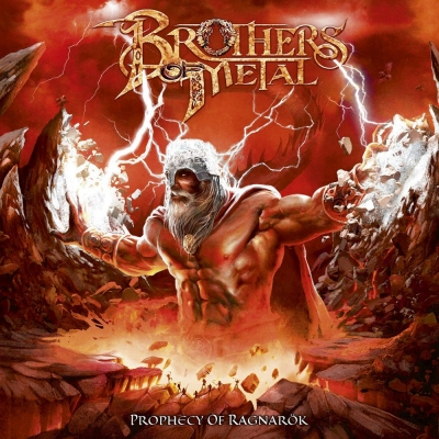 Brothers of Metal - Prophecies of Ragnarok