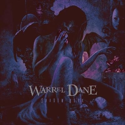 Warrel Dane - Shadow Work ( slipcase e pôster)