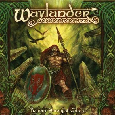 Waylander - Honour Amongst Chaos