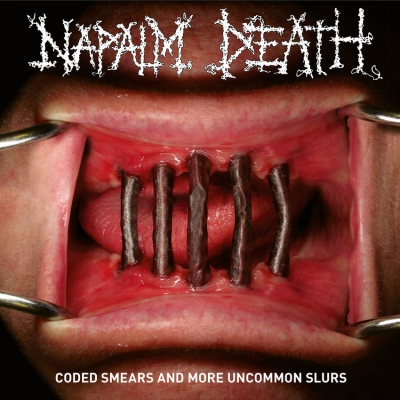 Napalm Death - Coded Smears and More Uncommon Slurs ( CD Duplo)