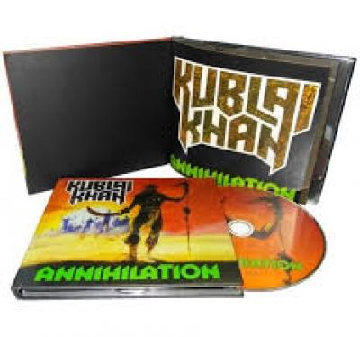Kublai Khan - Annihilation ( Digibook Importado)