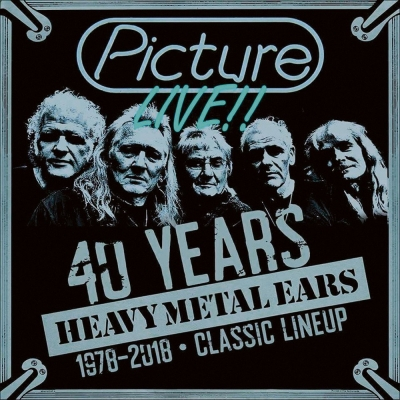 Picture - 40 Years Heavy Metal Years - 1978-2018