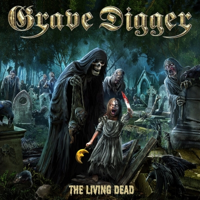 Grave Digger - The Living Dead ( Slipcase)