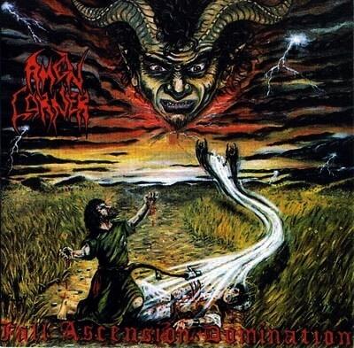 Amen Corner - Fall, Ascension, Domination