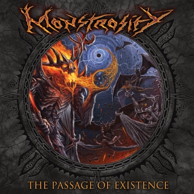 Monstrosity - The Passage of Existance (digipack)
