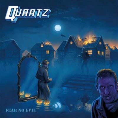 Quartz - Fear no Evil ( Importado)