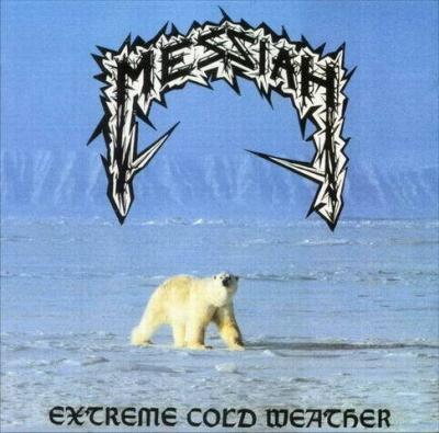 Messiah - Extreme Cold Weather ( Importado, slipcase)