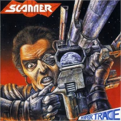 Scanner - Hypertrace (slipcase)