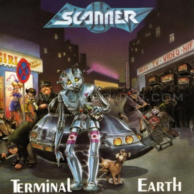 Scanner - Terminal Earth (Slipcase)