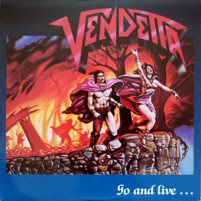 Vendetta - Go and Live ( Slipcase)