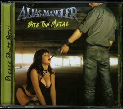 Alias Mangler - Bite the Metal (Importado)