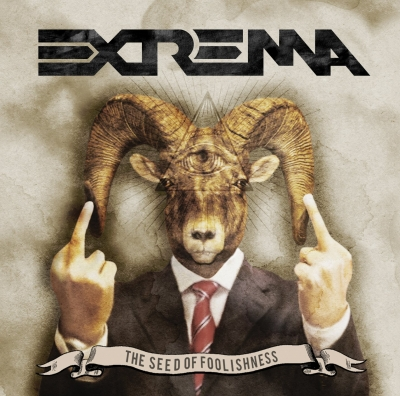 Extrema - The Seed Of Foolishness ( Importado)