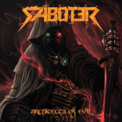 Saboter - Architects Of Evil ( Importado)