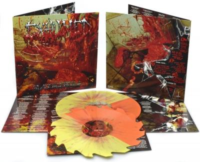 EXHUMED - Slaughtercult ( LP Duplo Importado)