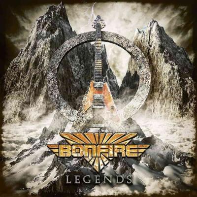 Bonfire - Legends ( Duplo)