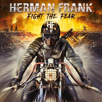 Herman Frank - Fight the Fear ( Slipcase)