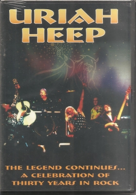 Uriah Heep - The Legend Continues...
