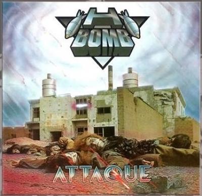 H Bomb - Attaque