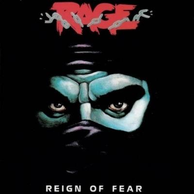 Rage - Reign of Fear ( CD Duplo)