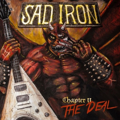 Sad Iron - Chapter II  The Deal