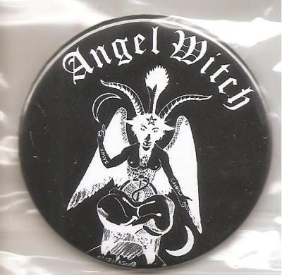 Angel Witch - Angel Witch ( imã)