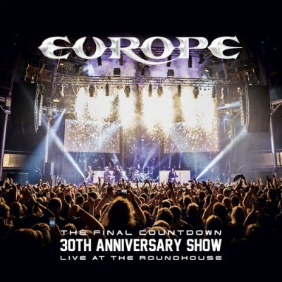 Europe - The Final Countdown 30th Anniversary ( CD Duplo + DVD, digipack)