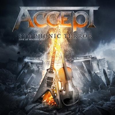 Accept - Symphonic Terror - Live At Wacken 2017 (CD Duplo + DVD DIGIPACK)
