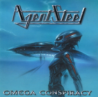 Agent Steel - Omega Conspiracy ( Importado)