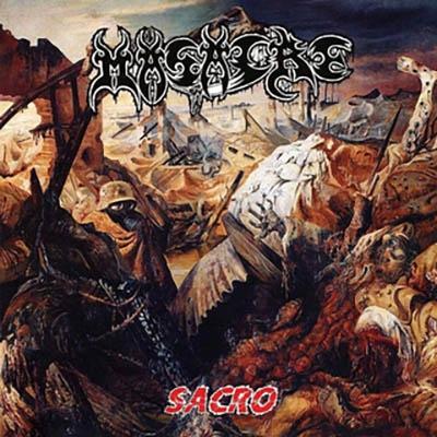 Masacre (COL) - Sacro ( Importado)