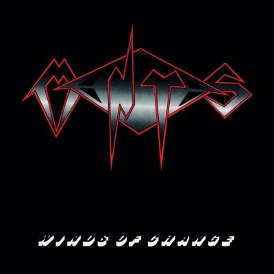 Mantas (UK) - Winds Of Change Deceiver ( Importado)
