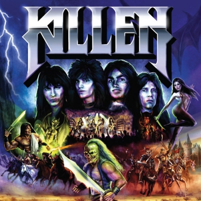 KILLEN - Killen ( Importado)