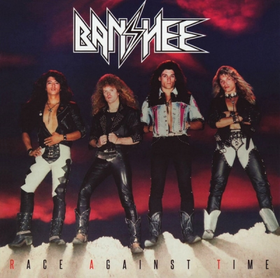 Banshee - Race Against Time + Cry In The Night ( CD Duplo Importado)
