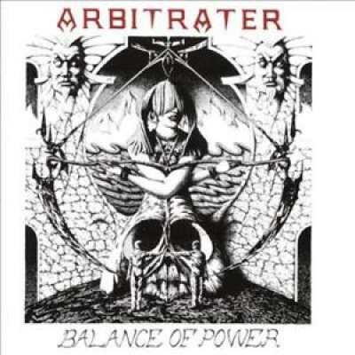 Arbitrater - Balance Of Power / Darkened Reality ( CD Duplo Importado)