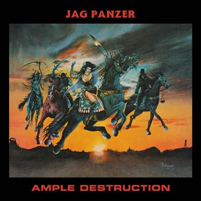 Jag Panzer - Ample Destruction ( Slipcase)