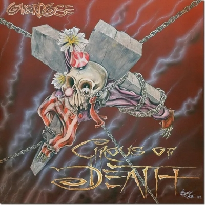 Overdose (BR) - Circus of Death ( CD + DVD Digipack )