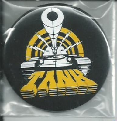 Tank - Tank logo ( Imã)