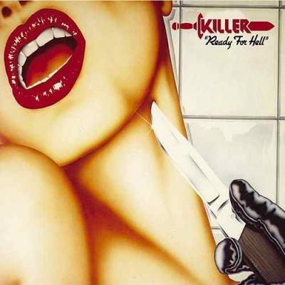 Killer - Ready For Hell (Digipack Importado)