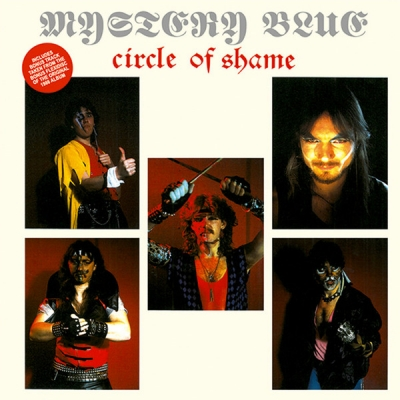 Mystery Blue - Circle Of Shame ( Importado)