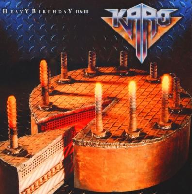 KARO - Heavy Birthday II and III ( CD Duplo Importado)
