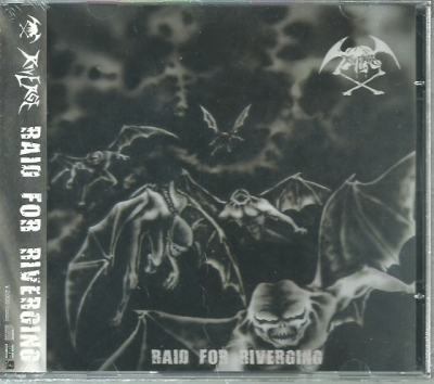 Riverge - Raid for Riverging (Edição japonesa com Obi)