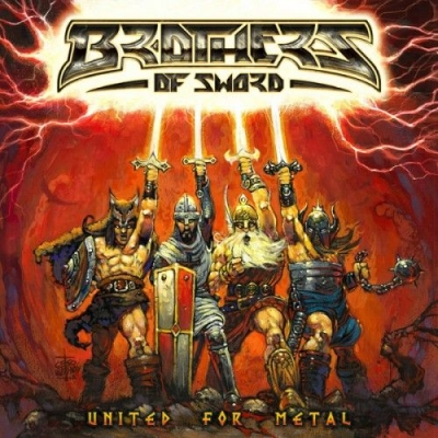 Brothers of Sword - United For Metal