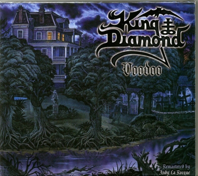 King Diamond - Voodoo ( Slipcase)