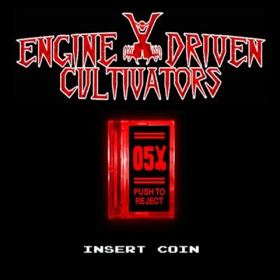 Engine Driven Cultivators - Insert Coin ( Importado)