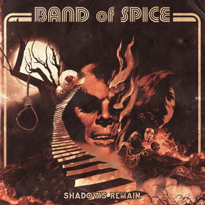 Band Of Spice - Shadows Remain ( Importado)