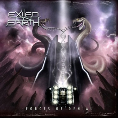 Exiled On Earth - Forces Of Denial ( Importado)